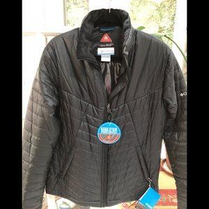 Columbia supa kaleida 2.0 black jacket size XL
